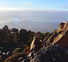 Summit of Mount Wellington by ladgrove