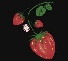 Strawberry by Svetlana Sewell