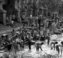 Calcutta Clean by Matt Emrich