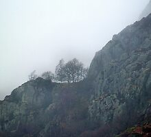 Finding the path in the mists of Duddon Valley by clickinhistory
