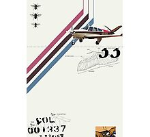 Flight 1 Photographic Print