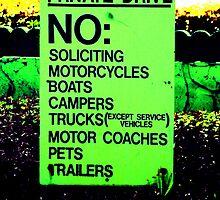 Restrictions by Donna Adamski