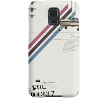 Flight 1 Samsung Galaxy Case/Skin