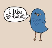 A t-shirt for tweeters! by lauriepink