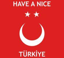 Have a Nice Türkiye by glyphobet