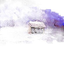 Blowing Snow by Jessielee72