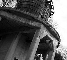 All Along the Water Tower by Sydney Piper