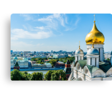 Complete Moscow Kremlin Tour - 33 of 70 Canvas Print