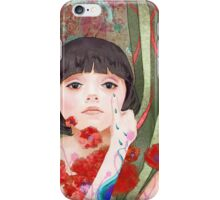 #8 Poppy iPhone Case/Skin