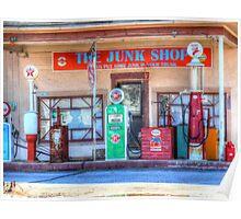 Junk Shop Poster