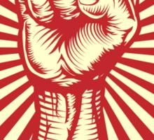 Revolution Fist Sticker