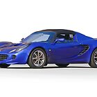 2009 Lotus Elise by DaveKoontz