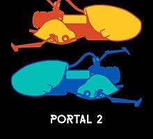 Portal 2 by Stepjump