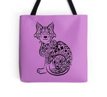 Hello My Beautiful Cat Tote Bag