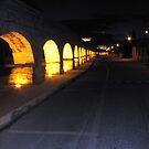 Wignacourt Aqueduct , Sta Venera, Malta by Rosalie M