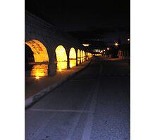 Wignacourt Aqueduct , Sta Venera, Malta Photographic Print