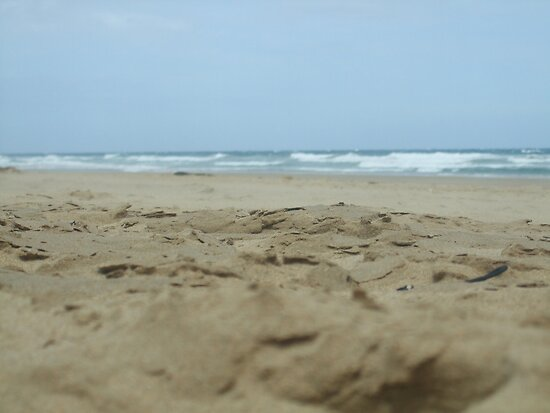 Crumpled Sand by Sarah  Lawrence