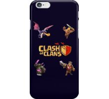 Clash of Clans - Troops iPhone Case/Skin