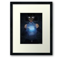The Legend of Korra Framed Print