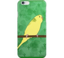 Miss Sumomo the Parrot iPhone Case/Skin