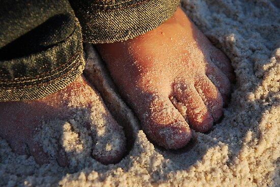 Tiny Toes by Jenny Ryan