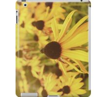 Black-Eyed Beauty iPad Case/Skin