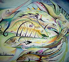 Fishes by Patrick Clanton