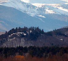Mount Washington by Roslyn Lunetta