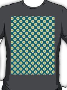 lime polka dots T-Shirt