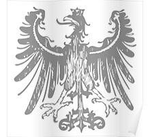 A Complete Guide to Heraldry - Figure 444 — Eagle of Tyrol Poster