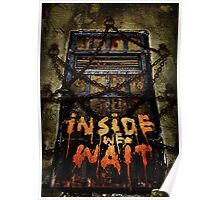 Inside We Wait Poster