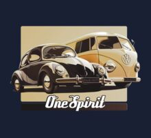 VW - One Spirit  by GET-THE-CAR
