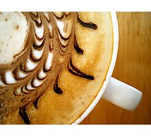 interstellar caffeinedrive Photographic Print