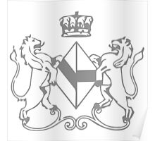 A Complete Guide to Heraldry - Figure 753 Poster