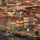 Ribeira do Porto by Andreia Moutinho