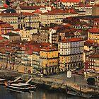 Ribeira do Porto by Andreia Moutinho