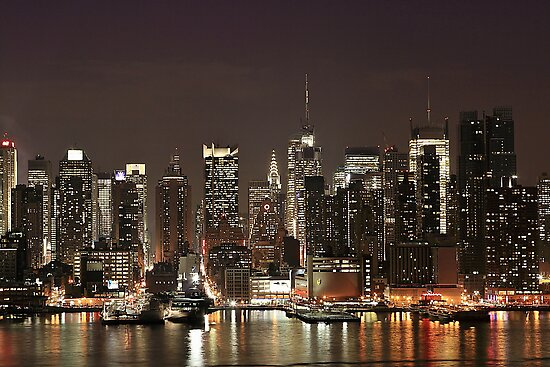 Gotham City by pmarella