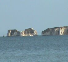 Old Harry Rocks by James Marshall