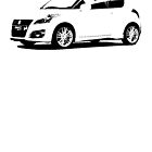 Suzuki Swift Sport 2012 by garts