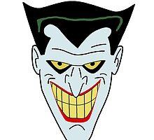 Joker The Animated Series by AvatarSkyBison