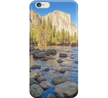 Valley View Afternoon iPhone Case/Skin