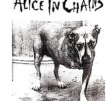 Alice in Chains by bagasbeside