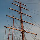 Ship Masts by jojobob