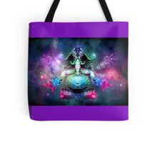 SPACE ELEPHUNT Tote Bag