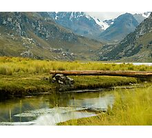 Huaraz, Peru Photographic Print