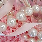 Pearls and Pink Ribbons by May Lattanzio