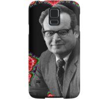 Manddelbrot Fractal Background Portrait Samsung Galaxy Case/Skin