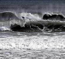 Hampton's Tuesday Morning Surf Club by Jason Lee Jodoin