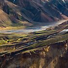 Landmannalaugar colors by thonycity