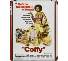 Coffy (Brown) iPad Case/Skin
